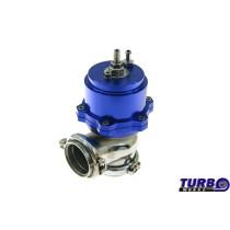 Külső wastegate TurboWorks 44mm 1,0 Bár V-Band Kék